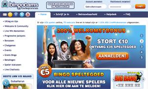 Bingocams Homepage